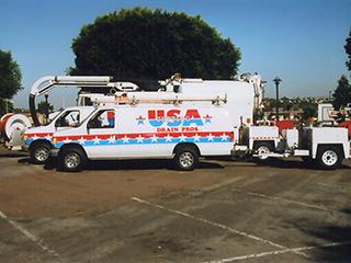 USA Jetting, Company Vehicles